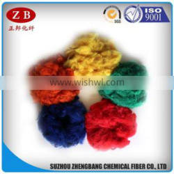 recycled polyester staple fiber raw material price