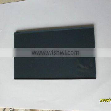 10mm dark grey tinted float glass for decoration