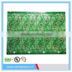 Double Sided Immersion Gold tablet pc PCB, OEM & ODM service pcb