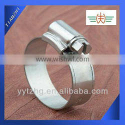 British stainless steel heavy duty hose clamp