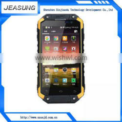 android phone with g-sensor digital compass rugged gps phone with push to talk