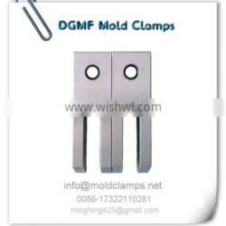 Mold cutting clamp