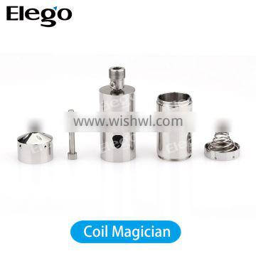 In Stock, Shipping within 24 hours. Easy Use Revolutionary Pilot Vape Coil Magician Electrical Automatic Coil Jig