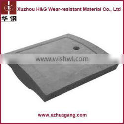 Hot sell H&G spare parts Ball Mill Liner