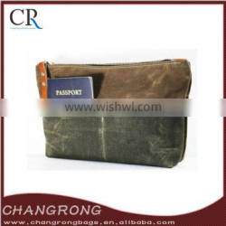 Fashion Waxed Canvas Zipper For Wholesale