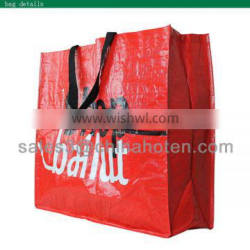 wenzhou promotional tote pp laminated nonwoven Handbags