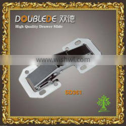 4inch nickel plate concealed frog hinge with spring,impact resistance strongly