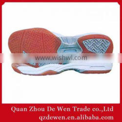 36# To 45# Fashion Great Design Tennis Sports Shoes EVA Gum Rubber Sole For Men Women Made In China