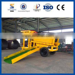 SINOLINKING Hot Sale Gold Sifting Machine For Gold Panning
