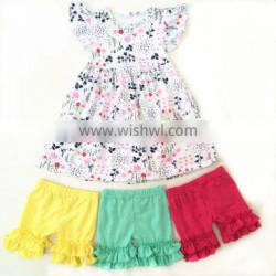 whoesale childrens boutique clothing baby summer outfits girl boutique outfits