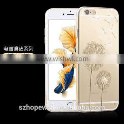 For phone 6 Compatible Brand and PU Material for iphone 6 cases fashion
