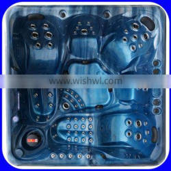 Hot sale in European Style for outdoor massage spa hot tub