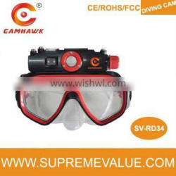 Substantial Price 15M Waterproof Mini DVR diving sport action camera