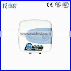 Storage water heater square type electric shower water heater ABS water heater