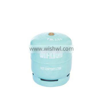 New Arrival TPED CE 2Kg 4Kg Laughing N2o Gas Cylinder