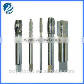 high quality Alloy steel HSS taps and dies