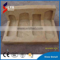 trong resistance to heat and hard wearing silicon articial stone molds