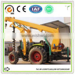 Super quality and competitive price bored piling equipment in China market