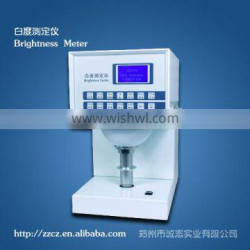 stable function Whiteness test meter for paper