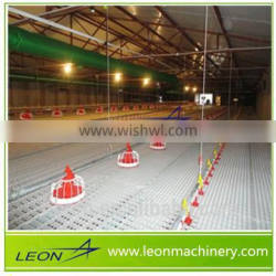 LEON series best quality broiler chicken house farming equipment for sale