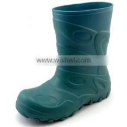 blue boots for kids 2014 rain boot