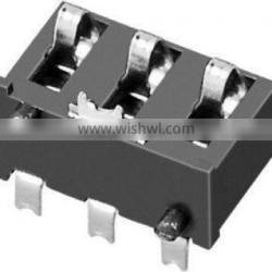 aa size battery holder TS-4004