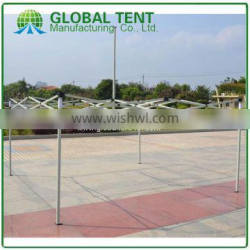 Texture color coated Steel Pop Up Marquee Tent Frame 3x3m ( 10ft X 10ft),30mm