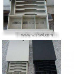 HS-240 cash drawer with Rohs CE ISO Standard