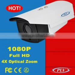 Newest 1080p real time varifocal lens camera poe 1080p outdoor camera night vision motion detection