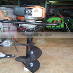 62cc powerful post hole digger earth auger ground drill