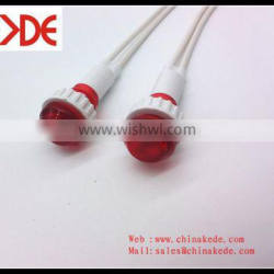 Small electronic heater indicator lamp 12 low volt from factory