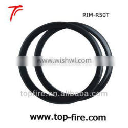 2014 newest 50mm carbon rims with basalt braking surface for road bike on sale