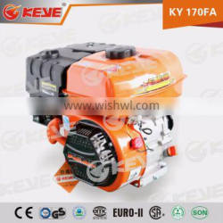 Top spare parts!factory price 7hp Low Consumption Muffler gasoline engine 170f
