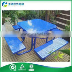 Colorful Fashion Design Classic Dining Table