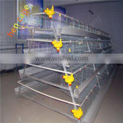 Economical stainless steel wire mesh layer chicken cage for sale
