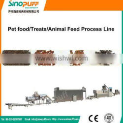 2015 best seller good quality factory price cat food extruder machine