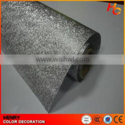 New style silver lamination self adhesive pvc decoration film for wall furniture