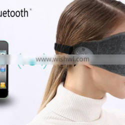 Washable sleeping eye mask, sleep cover bluetooth eye mask with earphone