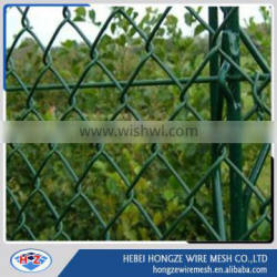 "hot dip galvanized perimeter security used home deport 3"" hole size 50 per meters chain link fence for"