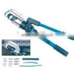 hydraulic crimping pliers