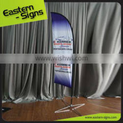 Outdoor Aluminum Poles Cheap Outdoor Flying Banner With Pole
