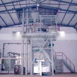 China made BCSJ15 much lower price dry powder mixing plant popular in Russian