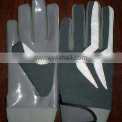 High quality best Grip customized american football gloves
