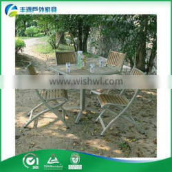 Custom Shape Printed Cute Design Fashional Restaurant Dining Table And Chair Furniture