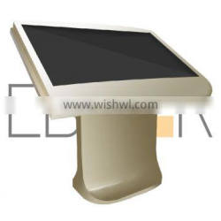 42 inch full color hd hotel lobby display kiosk supplier/interactive touchable screen/ads showcase
