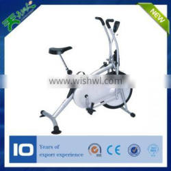2014 Home Use Body Fit Upright Magnetic Exercise Air Bike