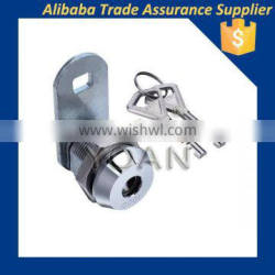 Zinc-alloy mortise lock cylinder cabinet lock