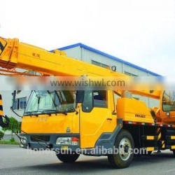 2015 New Design QY16G Truck with Crane/new mobile crane