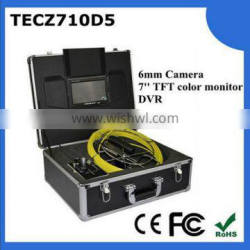 Sewer Manhole Inspection Camera TEC-Z710D5 waterproof borescope inspection camera