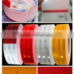 PET excellent quality water-proof reflecitive tape decorative tape
